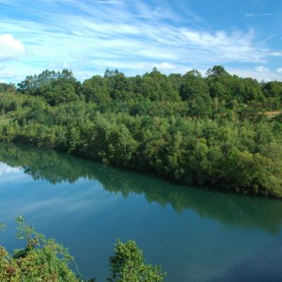 Shiribestu river