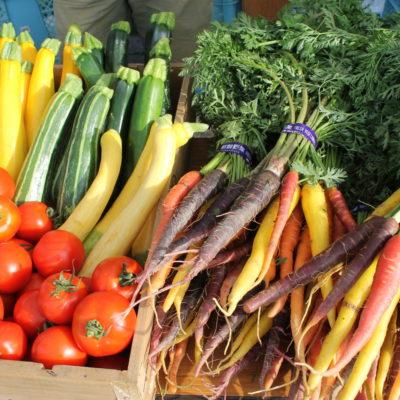 fresh veges