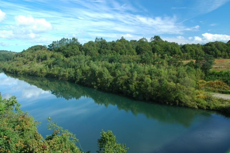 Shiribetsu river