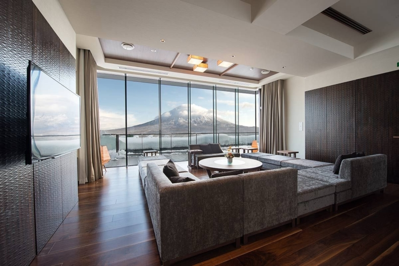 Penthouse Internal Yotei View