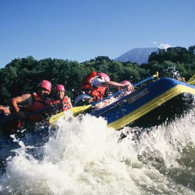 Summer Raft